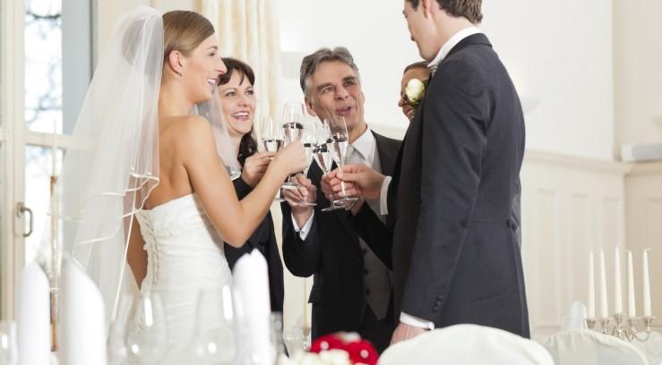 Свадебные тосты для родителей жениха