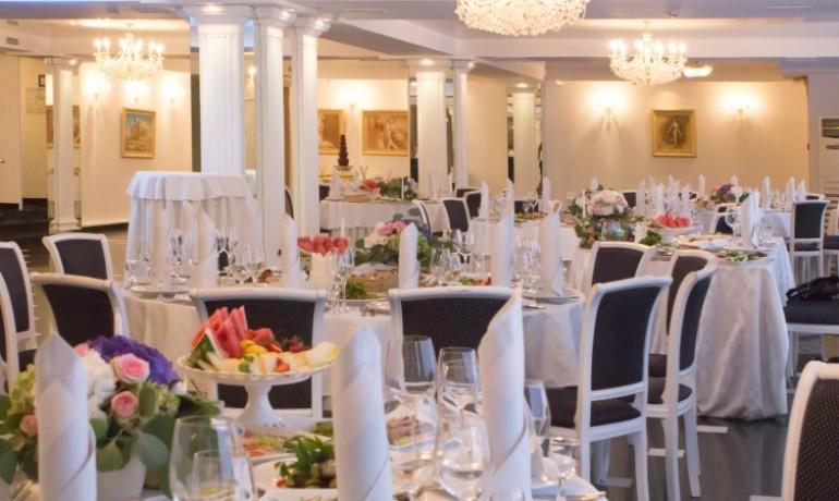 Ресторан на свадьбу красноярск