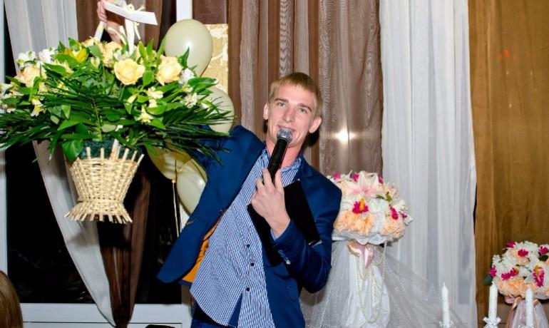 Ведущая на свадьбу в геленджике