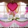 Фото как своими руками украсить зал для свадьбы своими руками 83