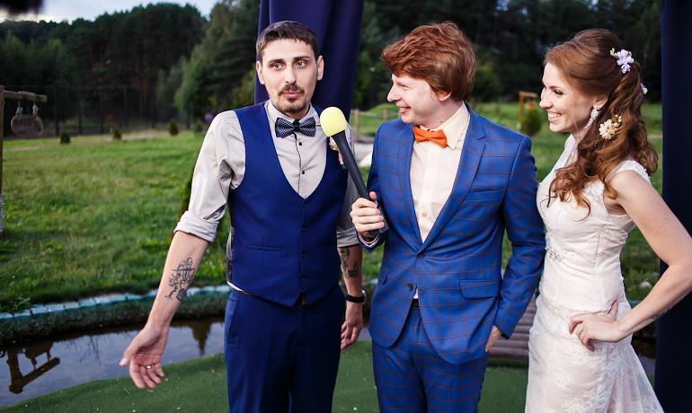 Александр касаткин ведущий на свадьбу