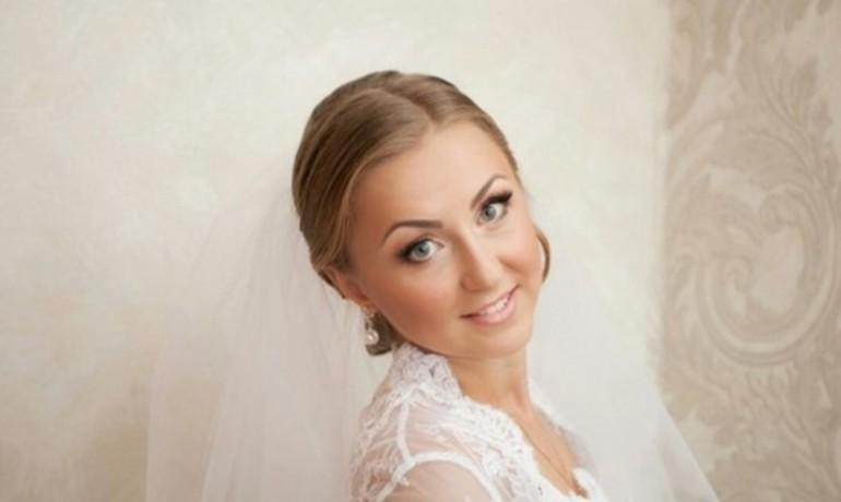 Фото свадебного макияжа минск