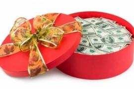 Идеи как дарить деньги на свадьбе