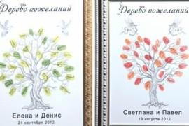 Дерево пожеланий на свадьбу: устроим праздник вместе!