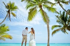Свадьба в Доминикане без страха
