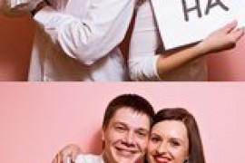 Интервью перед свадьбой. Сергей и Юля.