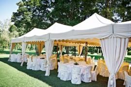 Полезные советы: свадьба в шатре