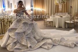 Невеста всех краше была: два свадебных образа Александры Артемовой