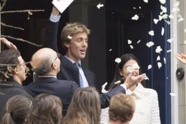 Принц Кристиан Ганноверский женился на перуанской модели