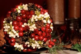 Зимний букет невесты без цветов: возможно ли это?