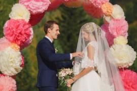 Современная свадьба: фото и идеи