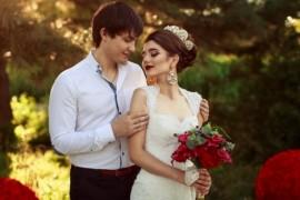 Свадьба в стиле Dolce&Gabbana