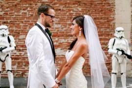 Интересные идеи для необычной свадьбы