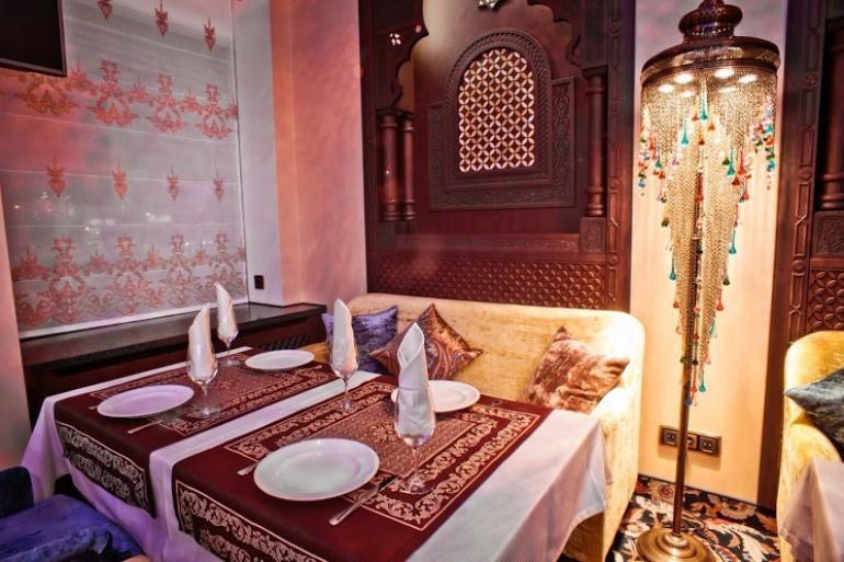 Ресторан восточной кухни челябинск
